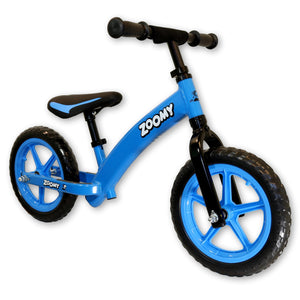 Aluminium Balance Bike for Kids Balance Bike Zoomy Leisure Blue