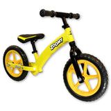Aluminium Balance Bike for Kids Balance Bike Zoomy Leisure Yellow