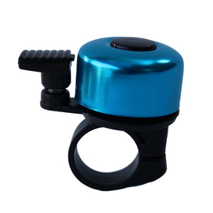Bike and Scooter Bell Zoomy Leisure Blue