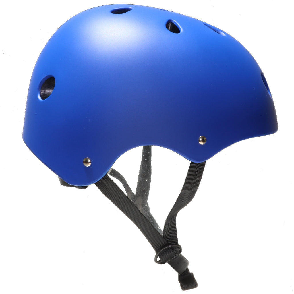 Bike, Scooter & Skater Helmet for Kids Helmet Zoomy Leisure Blue Small