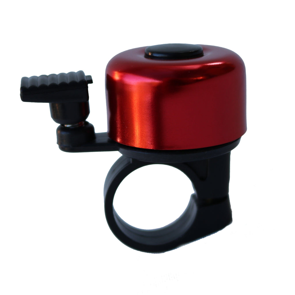 Bike and Scooter Bell Zoomy Leisure Red