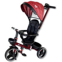 Kids Push Trike Trike Zoomy Leisure Red