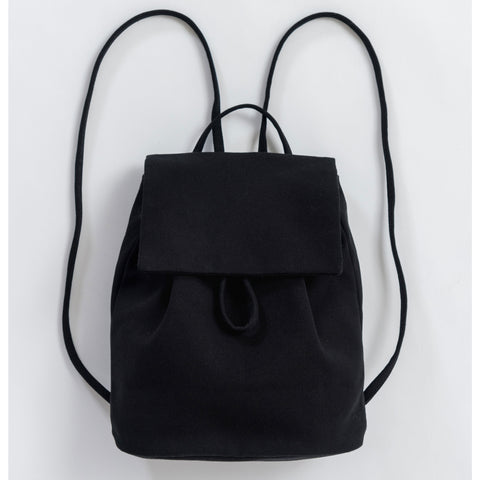 BAGGU Canvas Mini Backpack