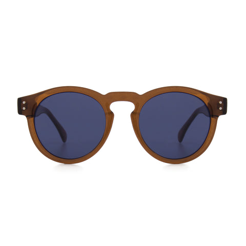 Komono Clement Cocoa Sunglasses