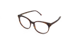 The Campania Editions L+B No.2 Opticals in Burnt Umber