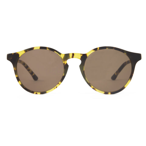 The Campania Editions L+B No.1 Sunglasses in Classic Tortoiseshell