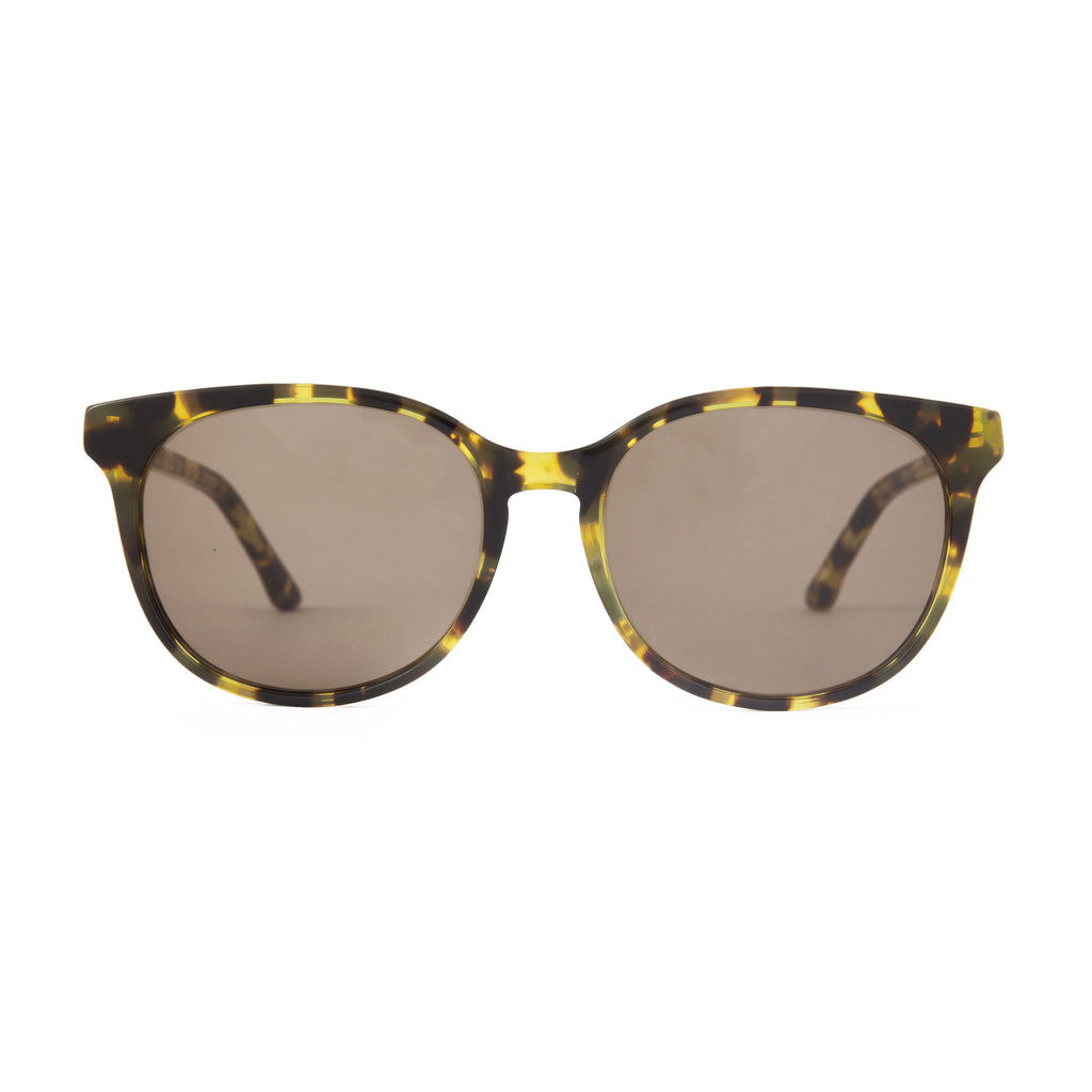The Campania Editions L+B No.2 Sunglasses in Classic Tortoiseshell