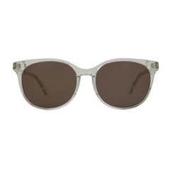 The Campania Editions L+B No.2 Sunglasses in Crystalline