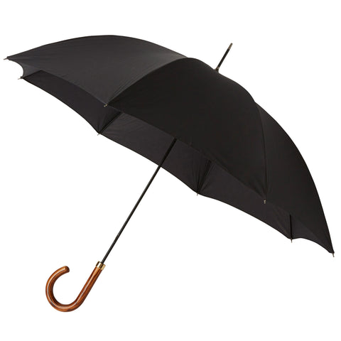 Gentlemen's Umbrella Elm with Pitch Black