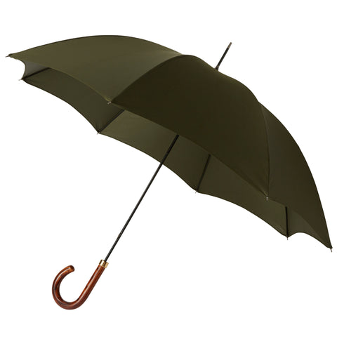 Gentlemen's Umbrella Elm with Hunter Green