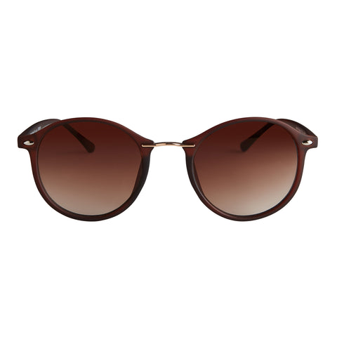Cardinal Editions Absolute Sunglasses in Smoked Brown