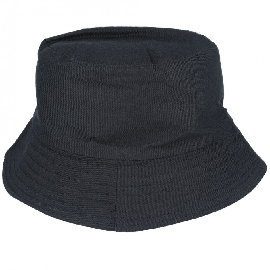 Bucket Hat in Pitch Black