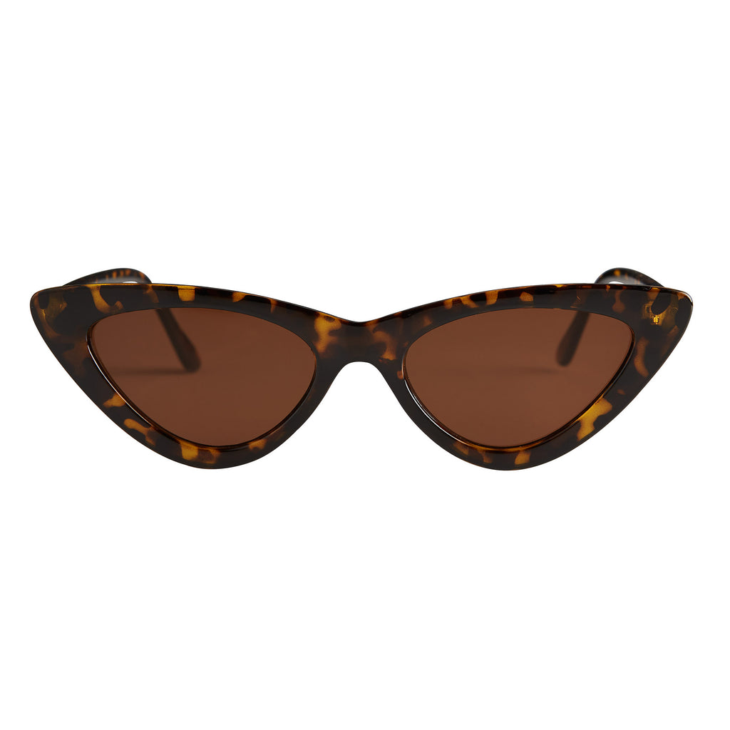 Cardinal Editions The Feline Sunglasses in Classic Tortoiseshell