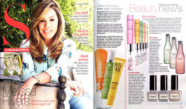 Vitness collagen drink: In S Magazine