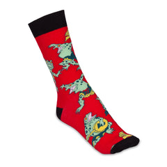Socks Pack - Dancing Frogs