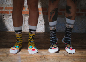 Socks Pack - Tibetan Tiger 菟於