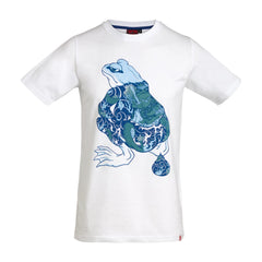 T-Shirt Shiting frog