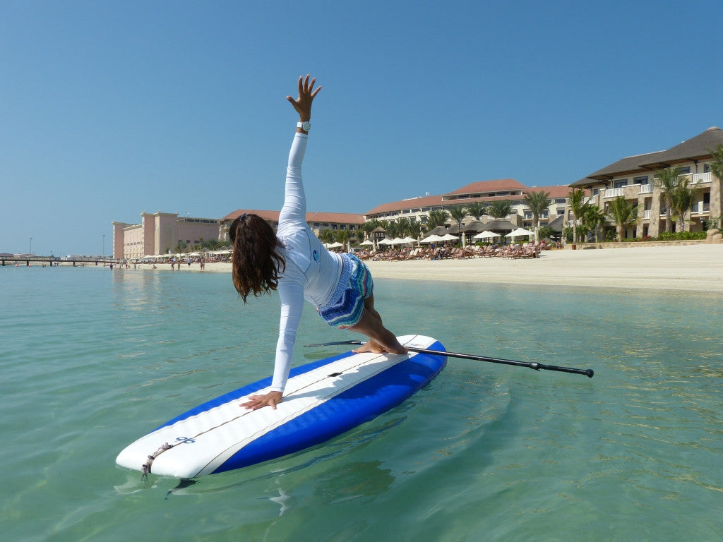 SUP vouchers for SUP Yoga, SUP Pilates and SUP Lessons/Tours