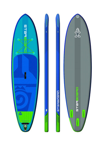 "2017 INFLATABLE SUP 11'2"" X 32"" X 4.75"" BLEND ZEN"