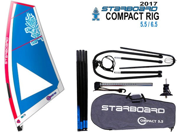 2015 STARBOARD WINDSUP SAIL COMPACT 5.5