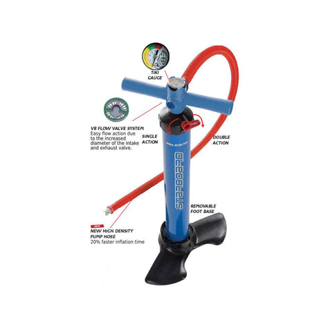 2016 STARBOARD SUP DOUBLE ACTION PUMP