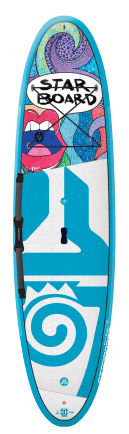 "2019 STARBOARD SUP 10'8"" x 31"" GO STARSHOT SHOUT"