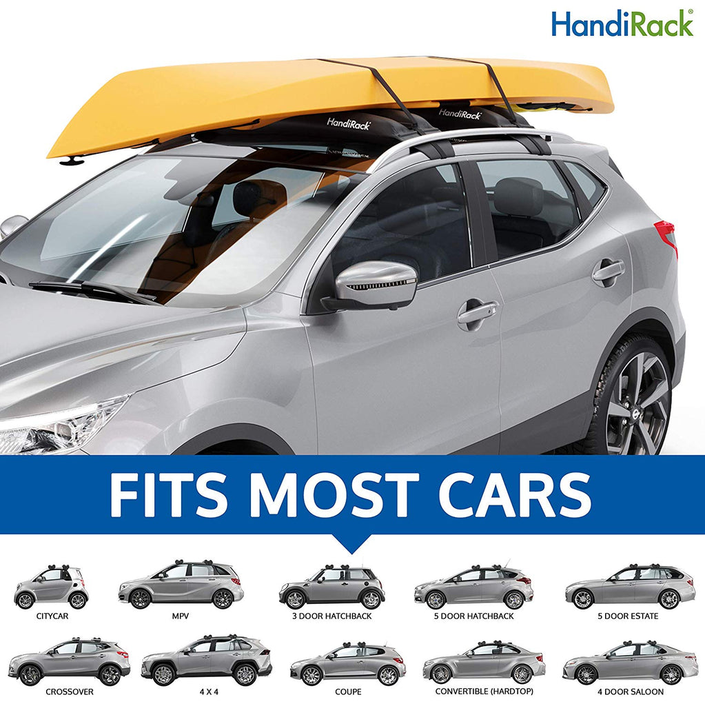 Handirack - Inflatable Roof top rack