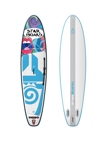 "2019 INFLATABLE SUP 11'2"" x 32"" x 4.75"" iGO SHOUT ZEN"