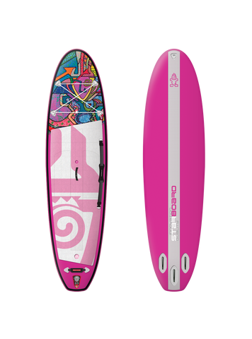 "2019 INFLATABLE SUP 10'2"" x 31"" x 4.75"" iGO SUN ZEN"