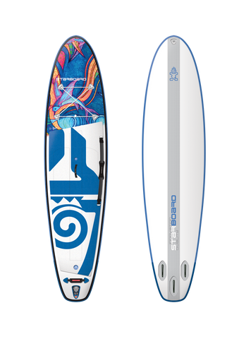 "2019 INFLATABLE SUP 11'2"" x 32"" x 4.75"" iGO WAVE ZEN"
