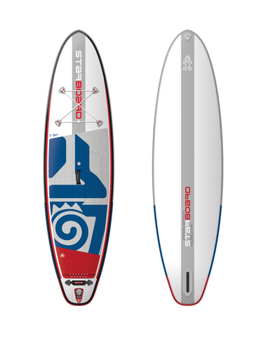 "2019 INFLATABLE SUP 10'8"" x 33"" x 5.5"" iGO ZEN"