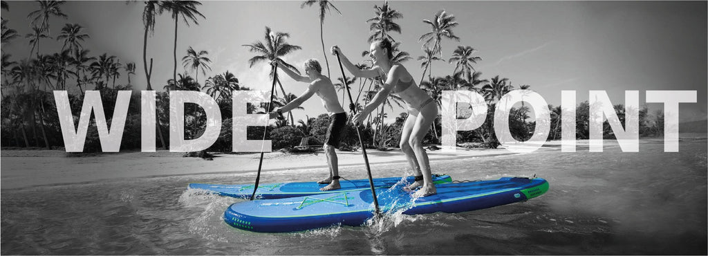 "2017 INFLATABLE SUP 10'5"" X 32"" X 4.75"" WIDE POINT ZEN"