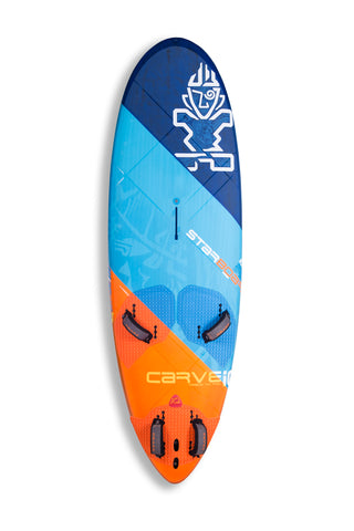 2018 Starboard Carve IQ 124 3DX