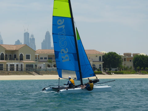 Catamaran lesson vouchers