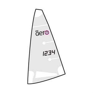 RS Aero 7m Mainsail