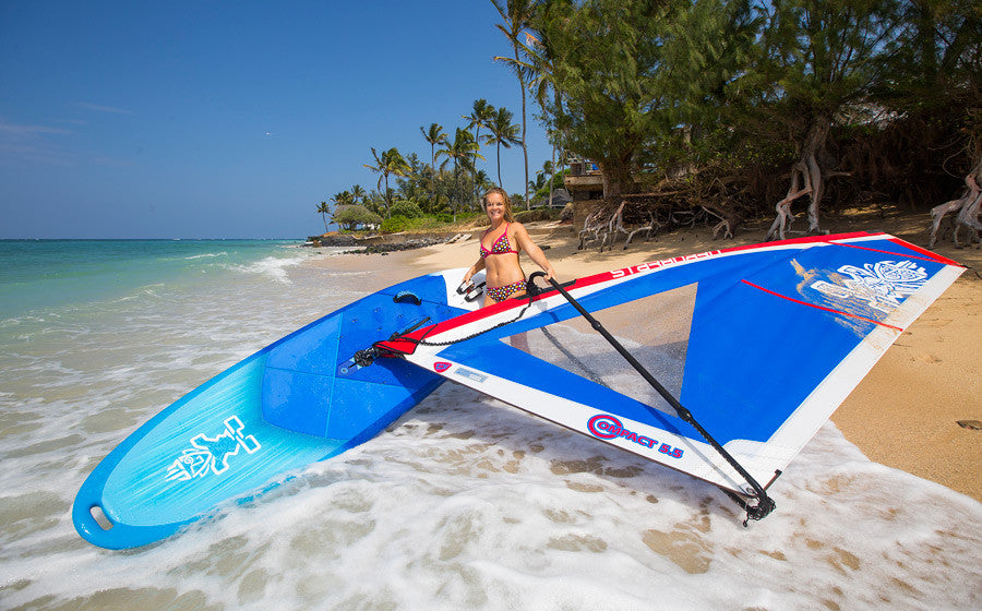 2017 STARBOARD RIO S LONG TAIL ARMOURTECH