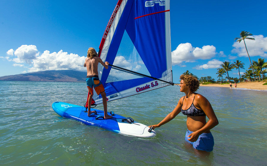 2017 STARBOARD RIO L LONG TAIL ARMOURTECH