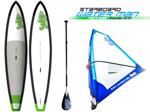 Starboard Waterman Package 2016