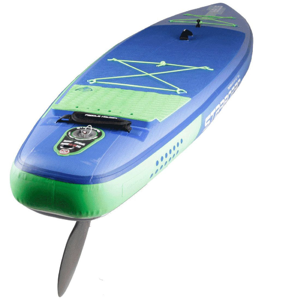 "2017 INFLATABLE SUP 12'6"" X 31"" X 4.75"" TOURING ZEN"