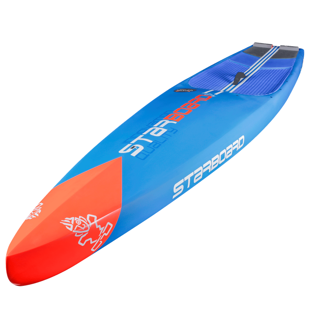"2017 STARBOARD SUP 12'6"" x 26"" ALL STAR Hybrid Carbon"
