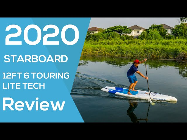 "2020 STARBOARD SUP 12'6"" X 28"" WATERLINE LITE TECH"