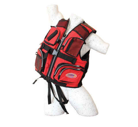 Angler Deluxe Lifejacket