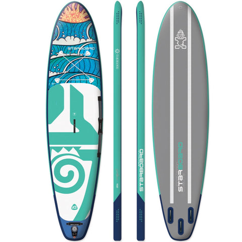 2018 INFLATABLE SUP 11'2x32x4.75 TIKHINE WAVE BLEND