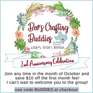 Learn to Make Beautiful Wreaths with Bev's Crafting Buddies