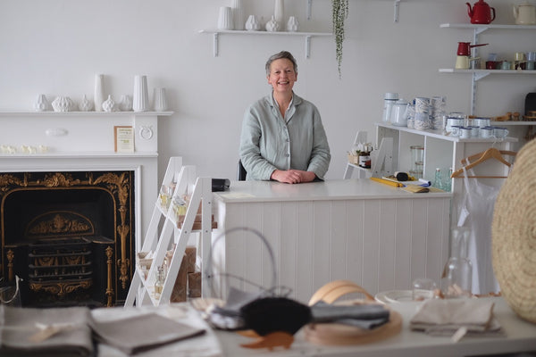 Carole Elsworth of No.56, Penzance, Cornwall