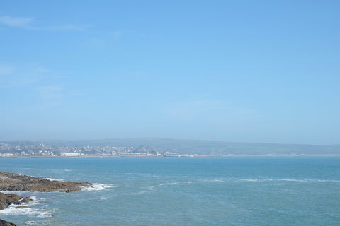 Towards Penzance, Cornwall