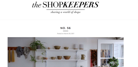No.56 on The Shopkeepers