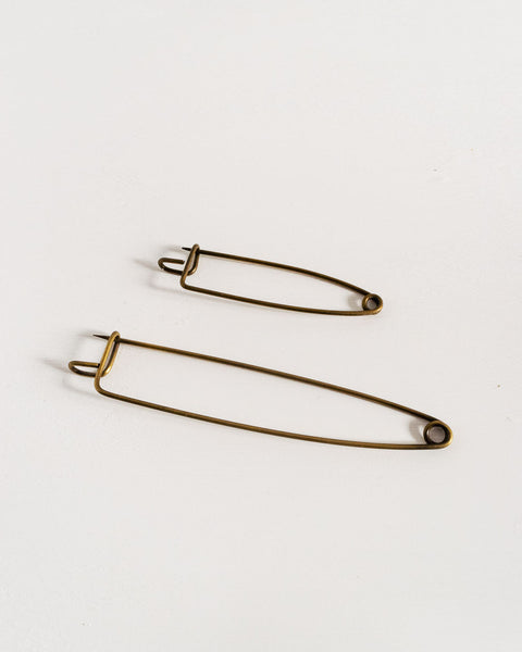 fog linen work brass pins