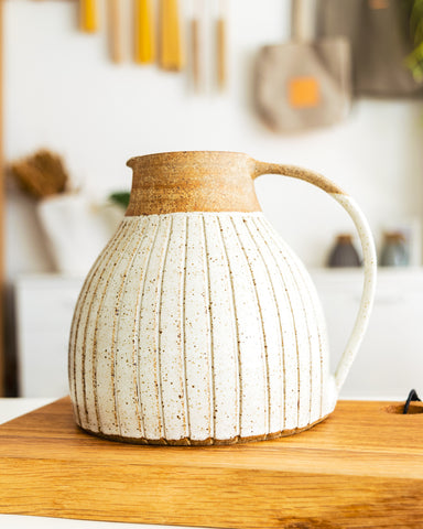 Kate Garwood white jug