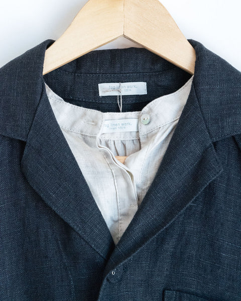 fog linen work clothing